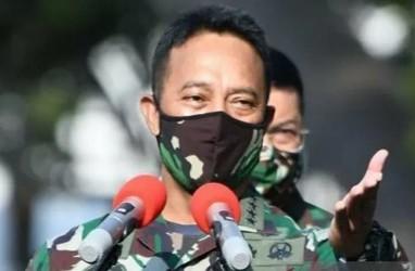 Vaksinasi Covid-19, KSAD: Tenaga Medis TNI AD Akan Bantu Kemenkes