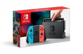 Nintendo Produksi 30 Juta Unit Nintendo Switch Tahun Lalu