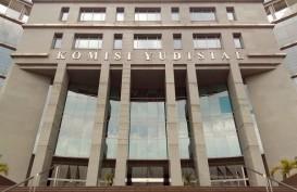 KY: Eksekusi Sanksi Hakim Mandek di Mahkamah Agung