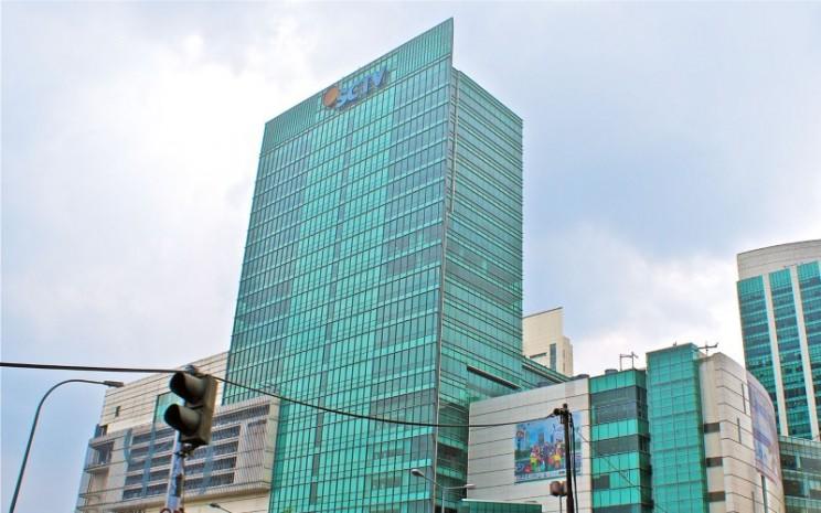 Gedung SCTV, kantor pusat PT Surya Citra Media Tbk. - sctv
