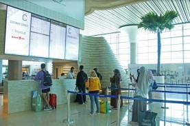 April 2021, Trafik Penumpang di Bandara Angkasa Pura…