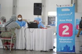 5 Hari, 8.080 Orang Disuntik Vaksin di Sentra Vaksinasi…