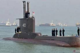 TNI AL Kesulitan Evakuasi Kapal Selam KRI Nanggala-402