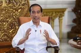 Jokowi Sentil Pemda Gara-gara Dana Rp182 Triliun Nganggur di Bank