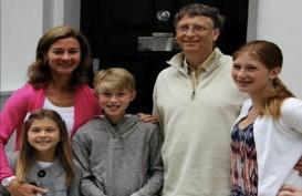 Bill Gates dan Melinda Cerai, Harta Rp2.041 Triliun Dibagi Dua?
