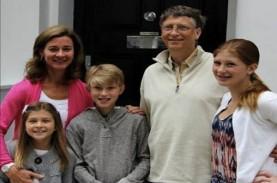 Bill Gates dan Melinda Cerai, Harta Rp2.041 Triliun…