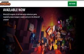 Wow, Game Minecraft Punya 140 Juta Pengguna Bulanan