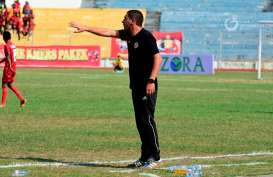 Arema Akhirnya Tunjuk Eduardo Almeida Jadi Pelatih Baru