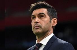 Nasib Pelatih Roma Fonseca Ditentukan Hasil Liga Europa vs MU
