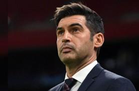 Nasib Pelatih Roma Fonseca Ditentukan Hasil Liga Europa…