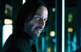 John Wick 2, Aksi Kemarahan Keanu Reeves atas Kematian Istri