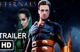 Marvel Rilis Trailer The Eternals, Catat Tanggal Rilis…