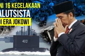 Ini 16 Daftar Kecelakaan Alutsista di Era Jokowi,…