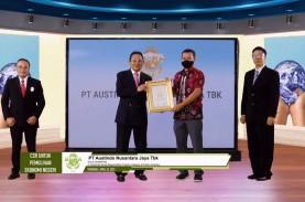 ANJ Raih Tiga Penghargaan Bergengsi