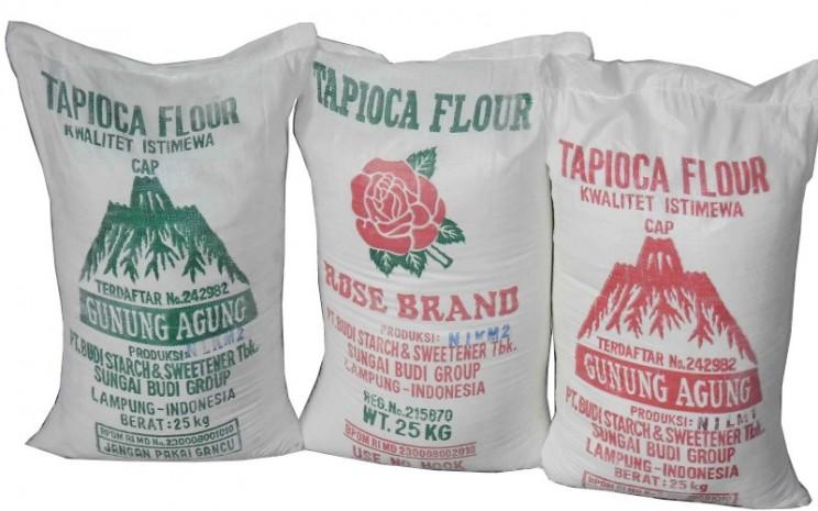 Produk tepung tapioka PT budi Starch Sweetener. - budistarchsweetener.com