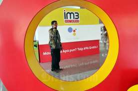 Indosat Getol Bangun Jaringan 4G, 50 Persen Target…
