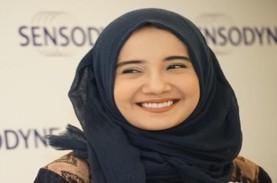 Zaskia Sungkar Posting Foto Tangan Kemerahan