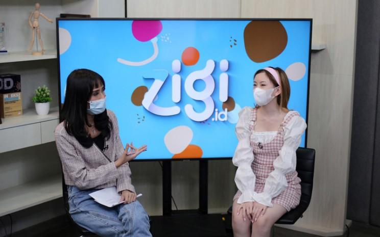 Peluncuran Zigi.id dari Katadata Media Network. -  Dok. Istimewa