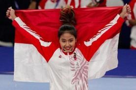 Pesenam Rifda Irfanaluthfi Lolos ke Olimpiade Tokyo