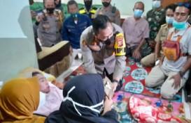 Lumpuh dan Buta Usai Vaksinasi Tahap 2, Jokowi Bantu Pengobatan Guru Susan