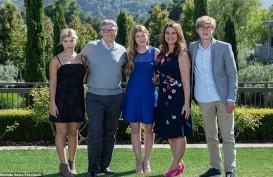 Bill Gates dan Melinda Tidak Punya Perjanjian Pra Nikah Soal Harta Gono Gini