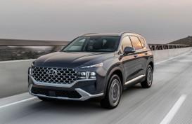 Hyundai Tarik Lebih dari 203.000 Santa Fe di AS dan Kanada