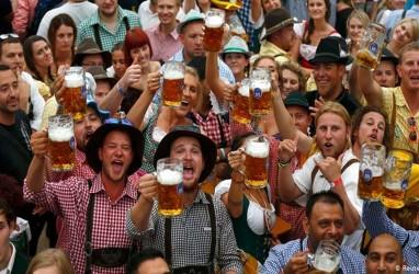 Jerman Kembali Batalkan Oktoberfest Karena Covid-19