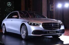 Mercedes-Benz Luncurkan S-Class Anyar, Harga Rp3,099…
