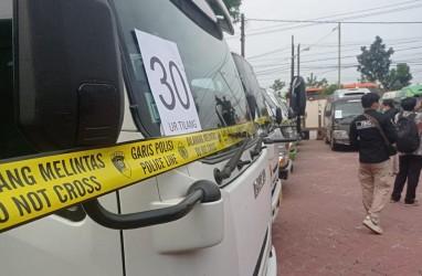 Mudik Lebaran, 32 Travel Gelap Diamankan Polisi Karawang