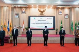 Resmi Dikukuhkan, Manajemen Baru Bank Banten (BEKS)…