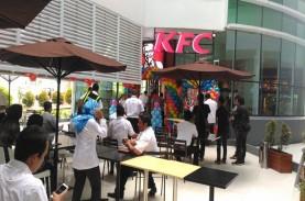 Grup Bakrie Utang Rp75 Miliar ke KFC Indonesia, Saham BUMI Jadi Jaminan