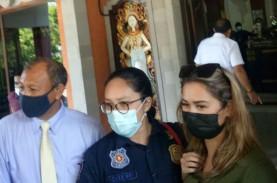 WN Rusia Pelukis Gambar Masker di Wajah Dideportasi dari Bali