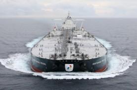 Subholding Perkapalan Pertamina Garap Bisnis Pengangkutan Gas