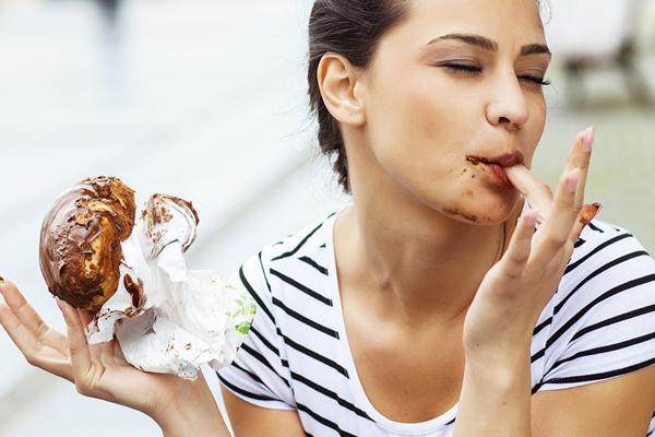 Ilustrasi makanan manis  -  Herbalone