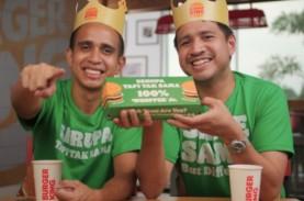Burger King Luncurkan Menu Whopper Nabati Tanpa Daging