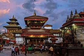 Terdampak India, Nepal Kalang Kabut Hadapi Penyebaran…