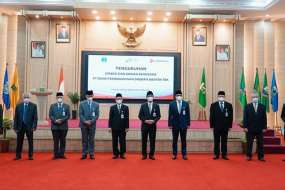 Gubernur Banten Dukung Penuh Manajemen Baru Bank Banten Untuk Melakukan Transformasi dan Pencapaian Kinerja Terbaik