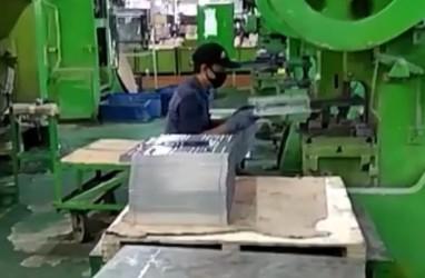 Kuartal I/2021, Menperin: Ini Terakhir Manufaktur Kontraksi