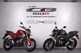 Pasar Naked Bike Stabil, Honda Incar Penjualan CB150R…