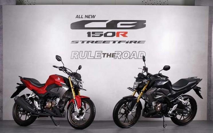 All New Honda CB150R Streetfire.  - PT Astra Honda Motor