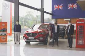 Promo Lebaran dari MG Motor, Cek Mobil Gratis di 34…
