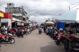 Perekonomian Kalimantan Tengah Terkontraksi 3,12 Persen