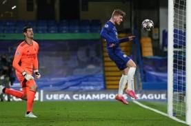Singkirkan Madrid, Chelsea Lolos ke Final Liga Champions…