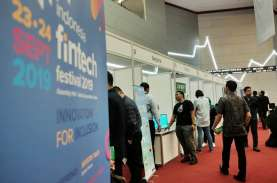 Penyaluran Pinjaman Bulanan Fintech P2P Lending Tembus…
