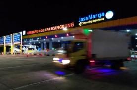 Mudik Lebaran Dilarang, Mobil Masuk dan Keluar Semarang…