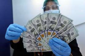 Jelang Rilis Data Tenaga Kerja, Dolar AS Terjungkir…