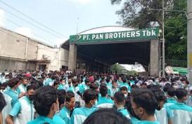 Karyawan Pan Brothers Demo Akibat THR Akan Dicicil 8 Kali