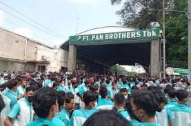 Karyawan Pan Brothers Demo Akibat THR Akan Dicicil…