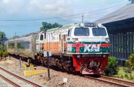 Larangan Mudik, KAI Divre III Palembang Batasi Operasional Kereta Jarak Jauh