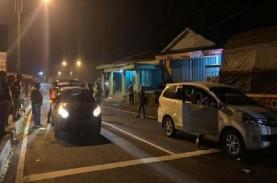 LARANGAN MUDIK: Penyekatan di Magetan, 60 Kendaraan…